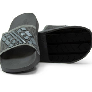 Slide Sandals Men's Grey Gray