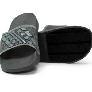 Slide Sandals Men's Grey Gray
