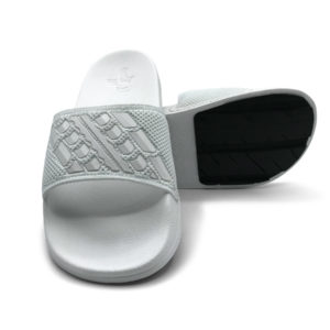 Slide Sandals Women's White White